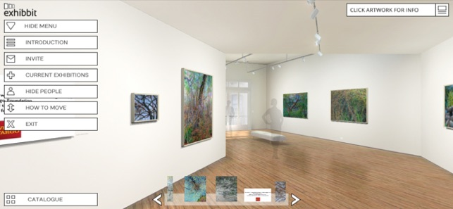 Arts on the Credit Virtual Gallery